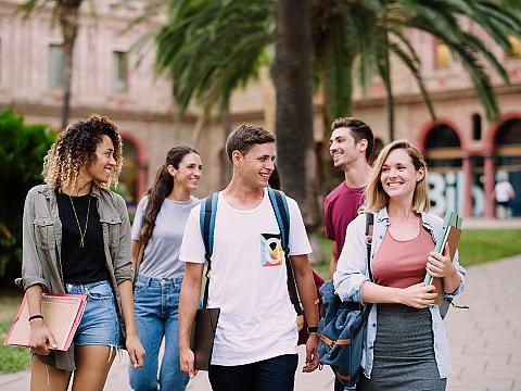 Sprachaufenthalt Barcelona Campus