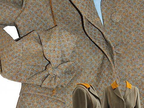 Mantel Details