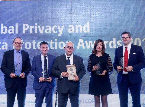 Global Privacy and Data Protection Award ging an den Datenschutzbeauftragten des Kantons Zürich