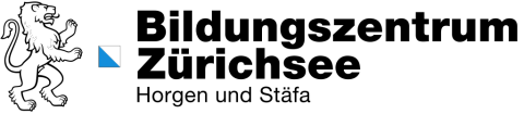 Logo des Bildungszentrums Zürichsee BZZ